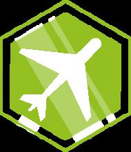 Secteur aeronautique - une sécurité certifiée.