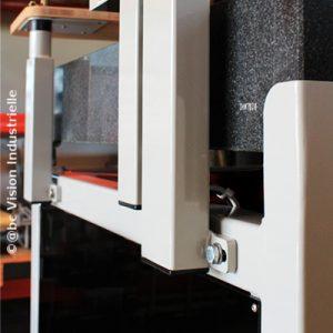 Profilométrie 3D : une mécanique robuste